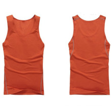 Plain Stringer Weight Lifting Singlet for Men