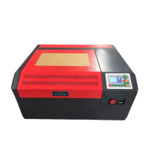 Small desktop CO2 laser engraving machine laser engraver for acrylic crystal PVC leather rubber wood stone glass 3020/404 40 50w