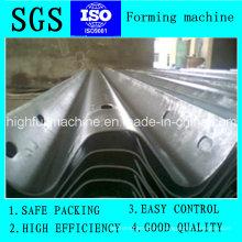 Steel Highway Guardrail Frame