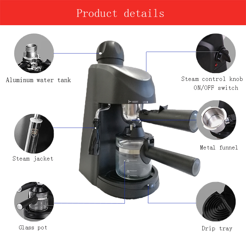 Home Espresso Equipment