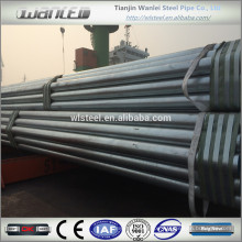 astm a53 a106 b galvanized greenhouse scaffolding pipe