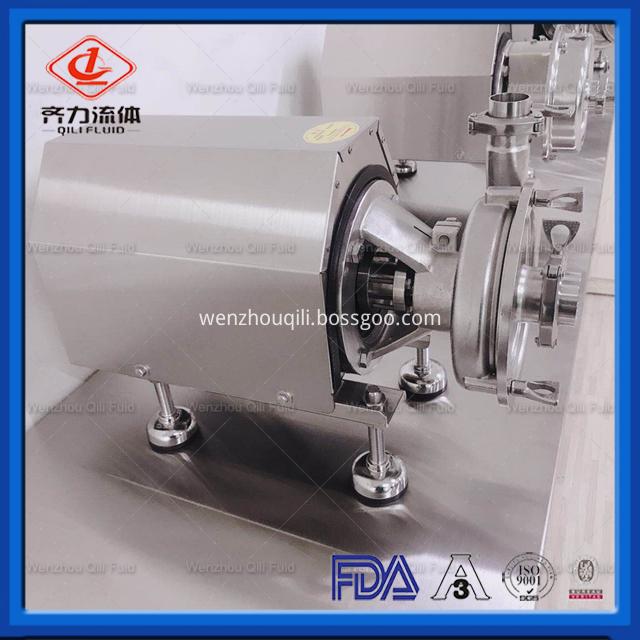 Stainless Steel Pump 4