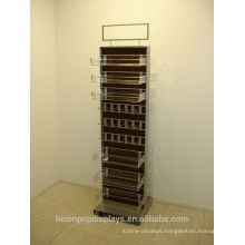 Affordable And Attractive Solutions To Meet Your Needs Acrylic Case Slat Wall Retail Merchandise Display