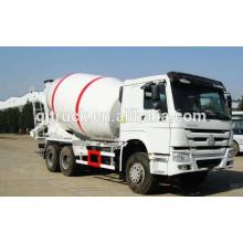 10CBM HOWO Camión mezclador de hormigón / RHD Camión mezclador HOWO / RHD Howo camión hormigonera / RHD Camión mezclador / Cement truck / Mezclador de camiones