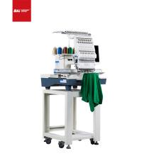 BAI industriall machine single-head high-speed multifunctional garment embroidery machine for shop