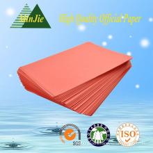 General Use A4 Size Color Copy Paper 70/80 Gms