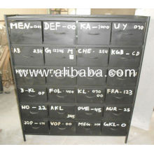 Cofre industrial de gaveta