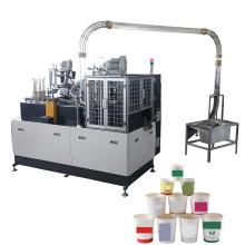 Máquina para fazer copos de papel descartáveis totalmente automática