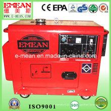 Diesel Silent 6kw Withe CE Generador de alta calidad