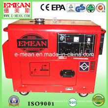Diesel Silent 6kw Withe CE High Quality Generator