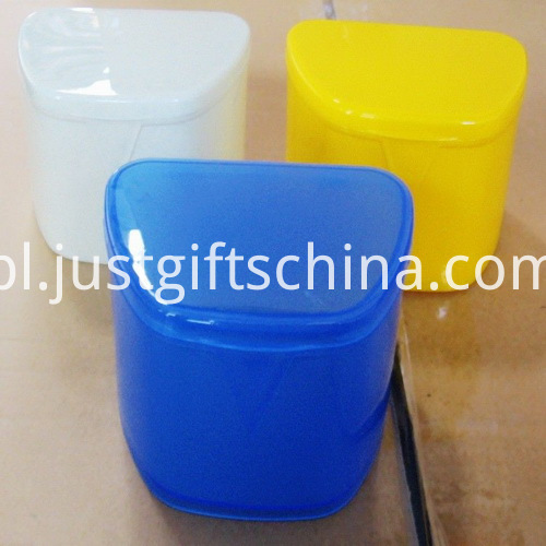 Promotional Large Size Rounded Trapezoid Denture Box_1