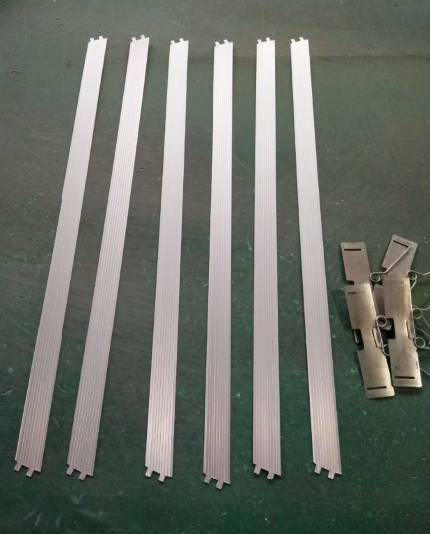 grille louver fittings