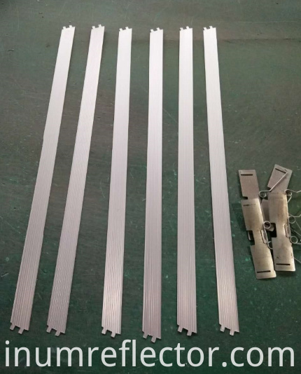 aluminum cross bar