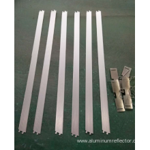Aluminum profile for grille lamp
