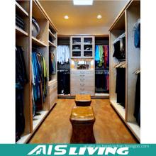 Muebles para el Hogar Nogal Pull Out Closet Armario (AIS-W295)