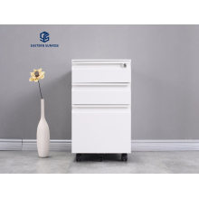Wholesale 3 Drawer Steel File Cabinet Mobile Bed Side Furniture