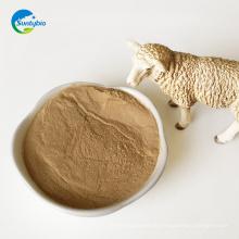 extrato de parede celular de levedura de levedura de alta proteína para gado