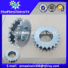 Double sprocket with taper lock (Factory direct sale)