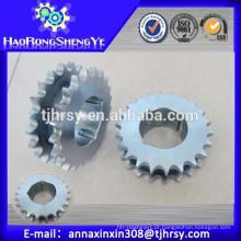 Roda dentada dupla com bloqueio cônico (venda direta de fábrica)
