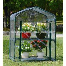 Rearing Flower Plant PVC Transparent greenhouse