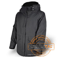 Inner Part Has Short Pile Fabric Warm Mens Military Black Bomber Tactical Jacket Military for tactical hiking outdoor sports