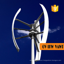 Small Vertical Wind Turbine with Low Speed for Sale