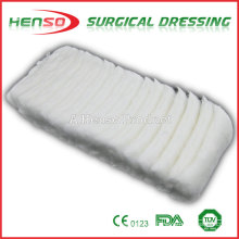 HENSO Surgical Absorbent Zig-Zag Cotton