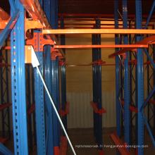 Conduite de vente chaude de certificat de la CE dans le système de rayonnage