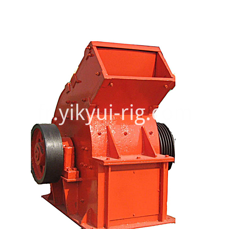 Small Scale Sand Stone Crusher Hammer Mill Crusher 1