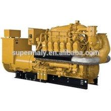 Genset de gaz naturel 300kw avec système de synchronisation vente chaude à Supermaly