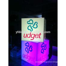 Acrylic Display Box with LED light