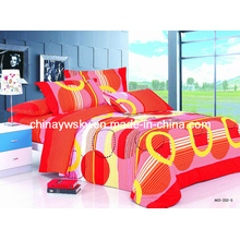 Polyester Printed Bedsheet Fabric Wholesale