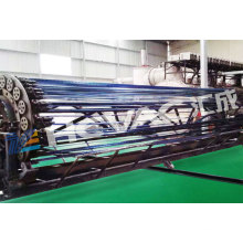 Stainless Steel Sheet Pipe PVD Titanium Gold Coating Machine Equipment