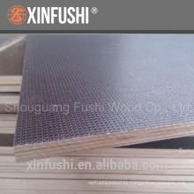 Antideslizante Película de madera contrachapada con hexagonal
