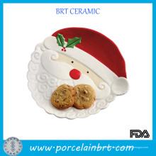 Дед Мороз Керамический Cookier Плиты