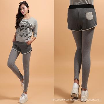 Winter Girl Leggings with Shorts