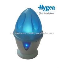 Désinfectant ou stérilisateur à brosse à dents UV pour la famille