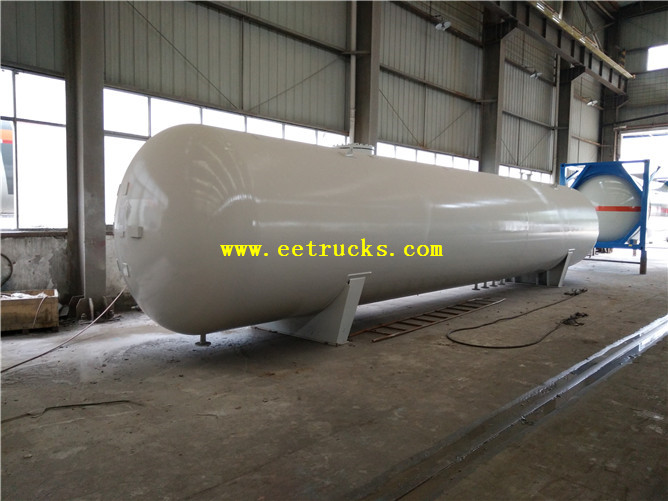 Ammonia Vessel Tanks