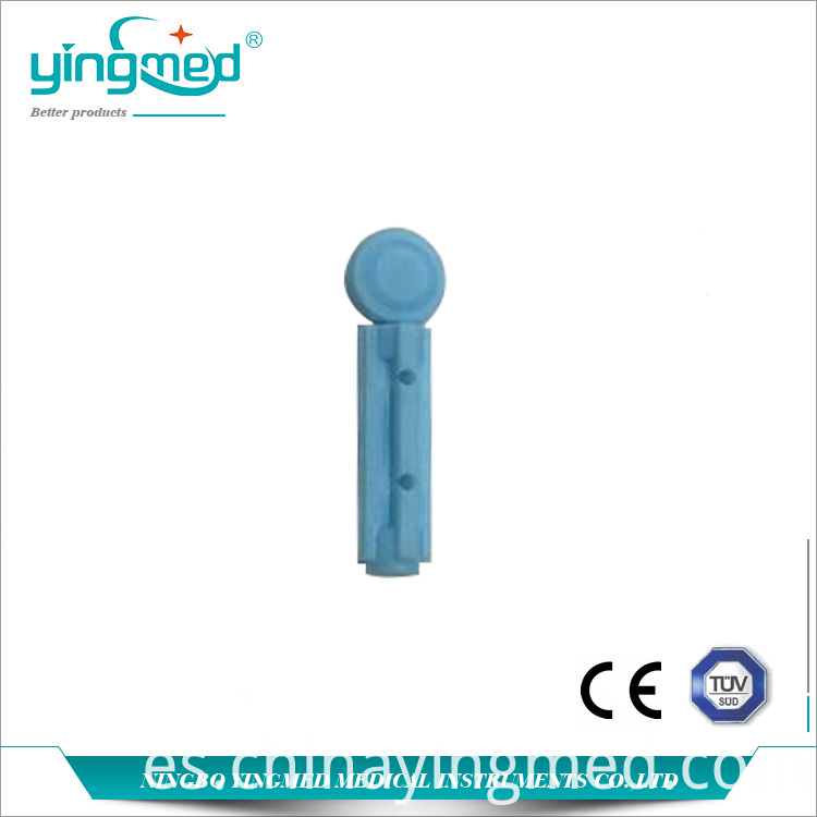 Plastic Handle Lancet
