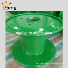 double layer steel cable reel for wire