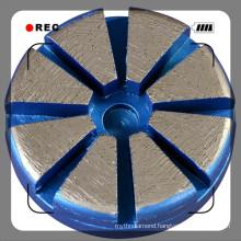 Good Price 100mm Redi Lock Diamond Grinding Shoes