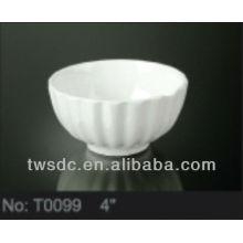 Entwerfen Sie 2013 heißen Steinzeug Keramik Schüssel Polka dots