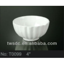 2013 hot Stoneware Ceramic bowl polka dots design