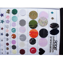 Confettis de couleur et de Design graphique DSC02301