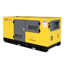 Generador eléctrico / portátil 33kVA Japón Yanmar Engine silencioso (UYN30)