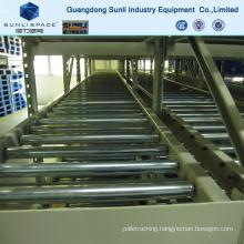 Self Slide Storage Carton Gravity Rack