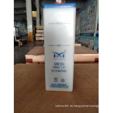 210AH Nickel-Cadmium-Sinterbatterie Super-Hochentladung