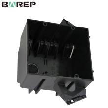 YGC-017 Boîte de jonction de câble d'alimentation gfci électrique en plastique imperméable à l'eau