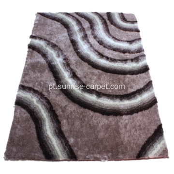 Silk Shaggy Gradation Color Design