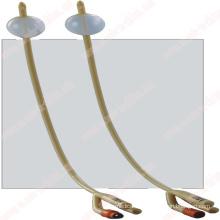 3 Way Standard Silicone Coated Latex Foley Balloon Catheter